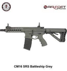 G&G CM16 SRS Battleship Grey