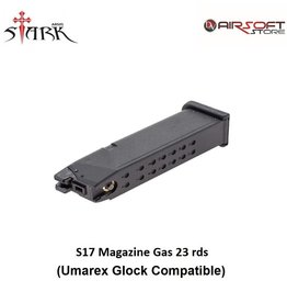 Stark Arms S17 Magazine Gaz 23 rds