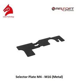 Lonex Selector Plate M4 - M16 (Metal)