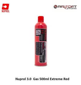 NUPROL Nuprol 3.0  Gas 500ml Extreme Red