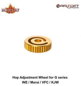 Maple Leaf Hop Adjustment Wheel for G series WE / Marui / VFC / KJW
