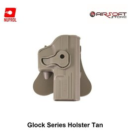 NUPROL Glock Series Holster Tan