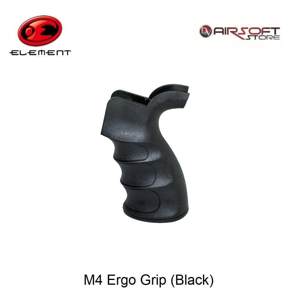 Element M4 Ergo Grip (Black)