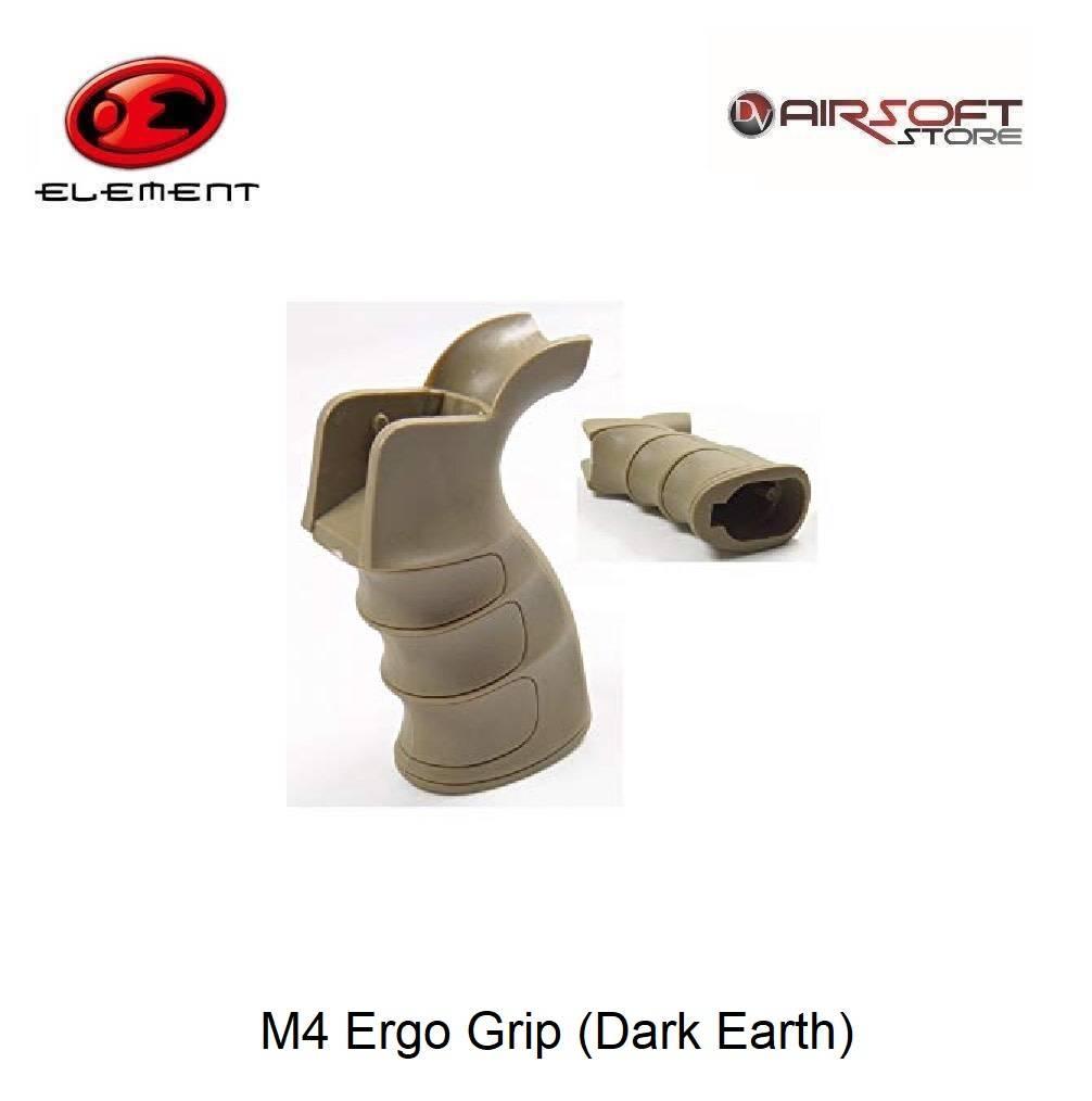 Element M4 Ergo Grip (Dark Earth)
