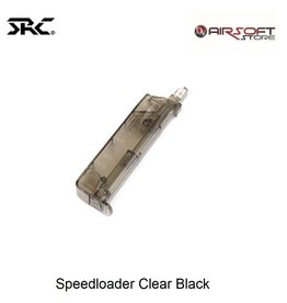 SRC Speedloader Clear Black