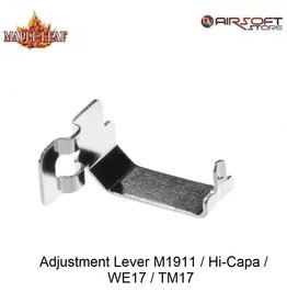 Maple Leaf Adjustment Lever M1911 / Hi-Capa / WE17 / TM17