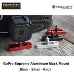 Speed Airsoft GoPro Supreme Aluminium Mask Mount