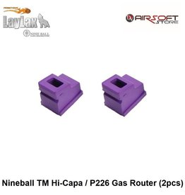 Laylax Nineball TM Hi-Capa / P226 Gas Router (2pcs)