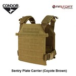 CONDOR Sentry Plate Carrier (Coyote Brown)