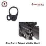 G&G Sling Swivel Original left side (Black)