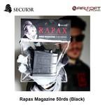 Secutor Rapax Magazine 50rds (Black)