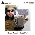 Secutor Rapax Magazine 50rds (Tan)
