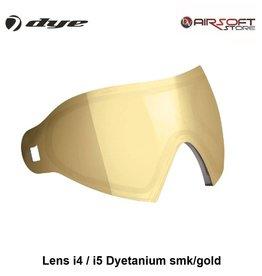 DYE PRECISION Lens i4 / i5 Dyetanium smk/gold