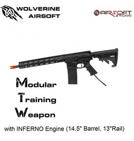 "Wolverine MTW with INFERNO Engine (14.5"" Barrel, 13""Rail)"