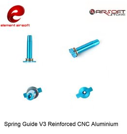 Element Spring Guide V3 Reinforced CNC Aluminium