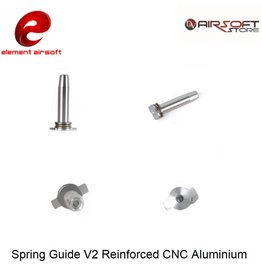 Element Spring Guide V2 Reinforced CNC Aluminium