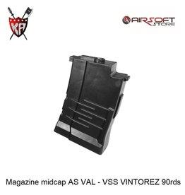 King Arms Magazine midcap AS VAL - VSS VINTOREZ 90rds