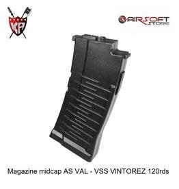 King Arms Magazine midcap AS VAL - VSS VINTOREZ 120rds