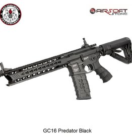 G&G GC16 Predator Black