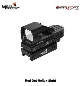 Lancer Tactical Red Dot Reflex Sight