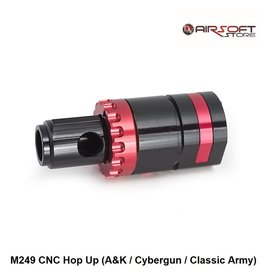 Bullgear M249 CNC Hop Up (A&K / Cybergun / Classic Army)