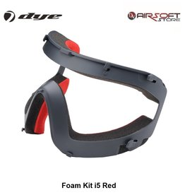 DYE PRECISION Foam Kit i5 Red
