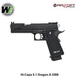 WE Europe Hi-Capa 5.1 Dragon A GBB