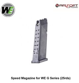 WE Europe Speed Magazine for WE G Series (25rds)