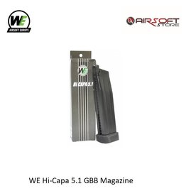 WE Europe Hi-Capa 5.1 Gas Magazine 31rds