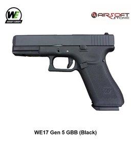 WE Europe WE17 Gen 5 GBB (Black)