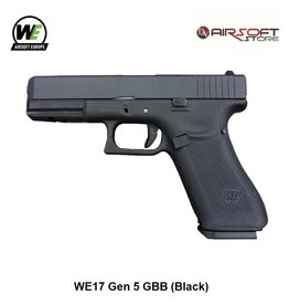 WE (Wei Tech) WE17 Gen 5 GBB (Black)