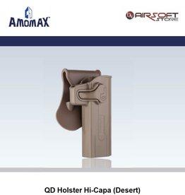 Amomax QD Holster Hi-Capa (Desert)