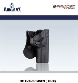 Amomax QD Holster M&P9 (Black)