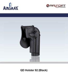 Amomax QD Holster 92 (Black)