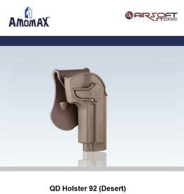 Amomax QD Holster 92 (Desert)