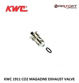 KWC KWC 1911 CO2 MAGAZINE EXHAUST VALVE