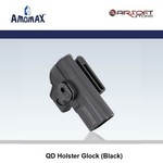 Amomax QD Holster Glock (Black)