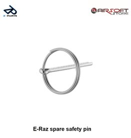 Z-Parts E-Raz spare safety pin