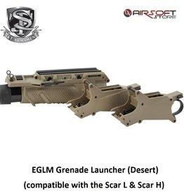 S&T EGLM Grenade Launcher (Desert)