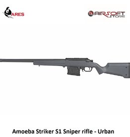 Ares Amoeba Striker S1 Sniper rifle - Urban Grey