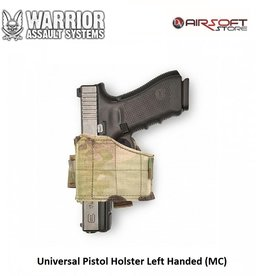 Warrior Universal Pistol Holster Left Handed (MC)