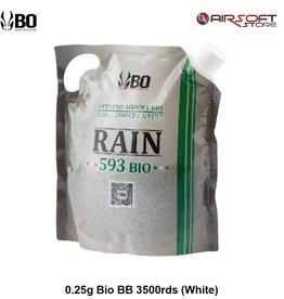 BO 0.25g Bio BB 3500rds (White)