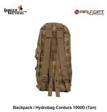 Lancer Tactical Backpack / Hydrobag Cordura 1000D (Tan)