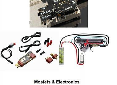 Mosfets and Electronics