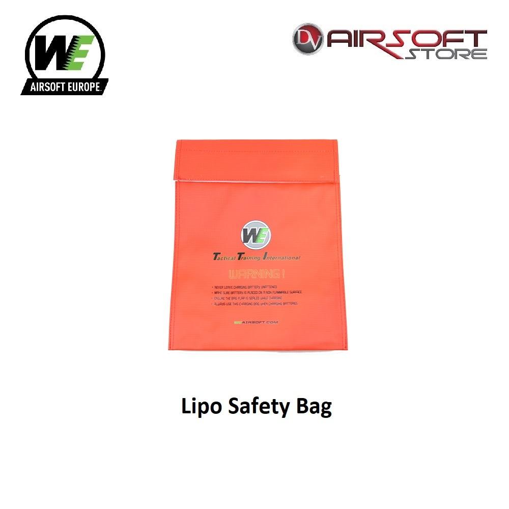WE Europe Lipo Safety Bag