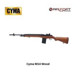 CYMA M14 Wood patern (not real wood)