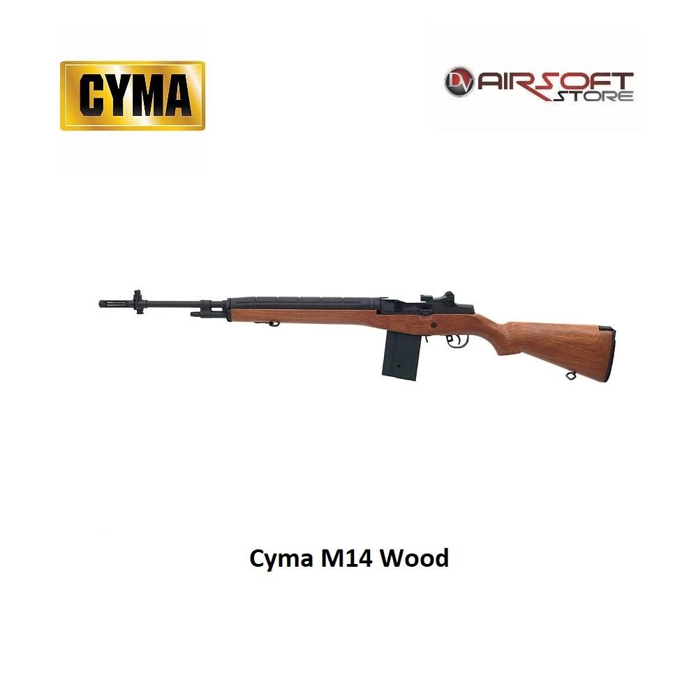 CYMA M14 Wood patern (not real wood)