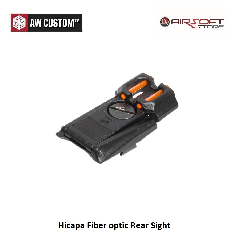 Armorer Works Hicapa Fiber optic Rear Sight