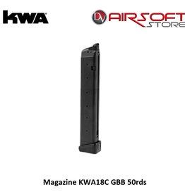 KWA Magazine KWA18C GBB 50rds