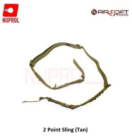 NUPROL 2 Point Sling (Tan)